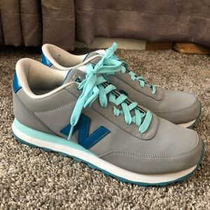 New balance 501 sneakers!